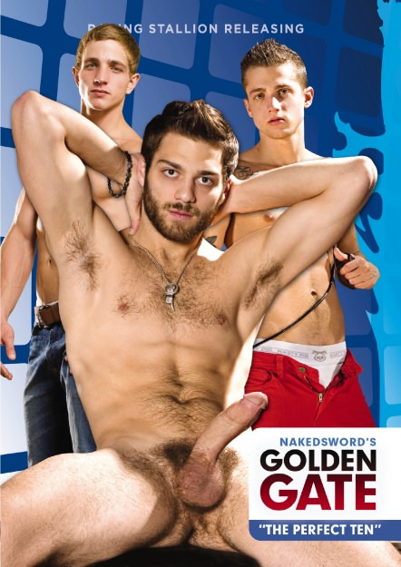 gay muscle porn movie Golden Gate Season 02 - The Perfect Ten | hotmusclefucker.com