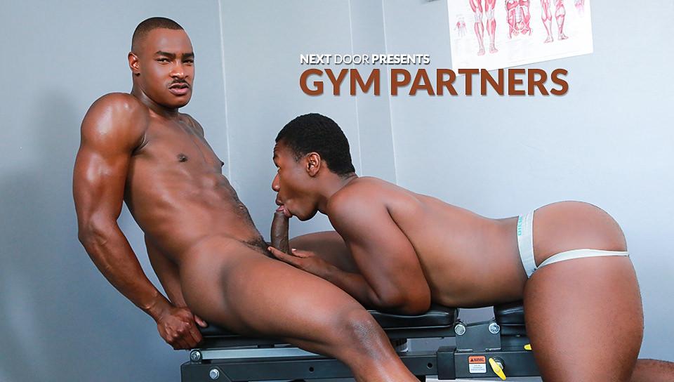 gay gym partner