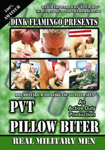 PVT Pillowbiter DVD Cover