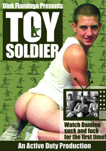 Toy Soldier DVD Cover