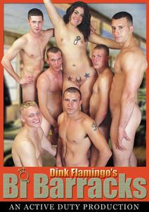 Bi Barracks DVD Cover