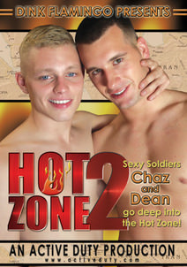 Hot Zone 2 DVD Cover