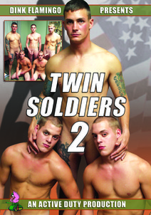 Twin Soldiers 2 DVD Cover