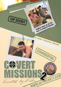 Covert Missions 2 DVD Cover