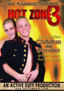 Hot Zone 3 DVD Cover