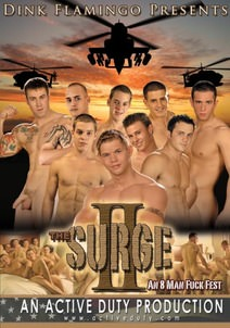 The Surge 2 DVD Cover
