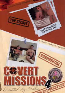 Covert Missions 4 DVD Cover