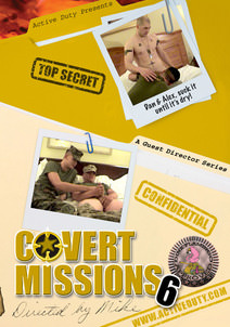 Covert Missions 6 DVD Cover
