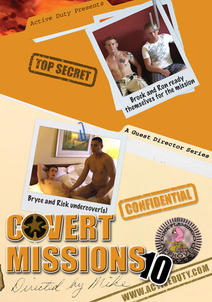 Covert Missions 10 DVD Cover