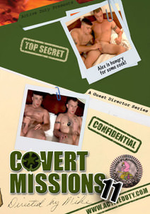Covert Missions 11 DVD Cover