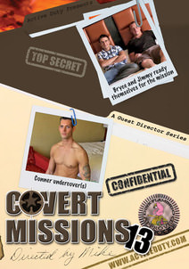 Covert Missions 13 Dvd Cover