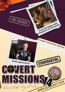 Covert Missions 14 DVD Cover