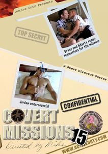 Covert Missions 15 DVD Cover
