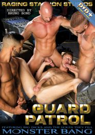 Guard Patrol DVD Cover