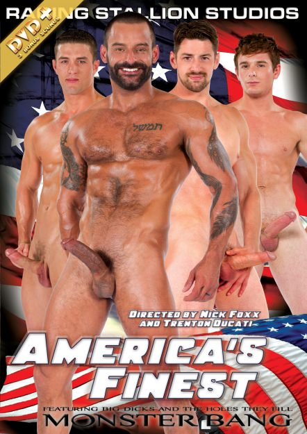 gay muscle porn movie America's Finest | hotmusclefucker.com