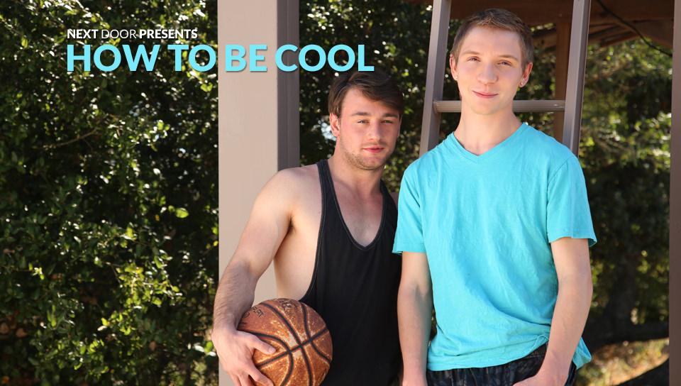 Come Be Cool – Scott Harbor, Kyle Evans (NextDoorTwink.com)