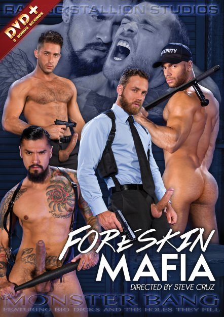 gay muscle porn movie Foreskin Mafia | hotmusclefucker.com