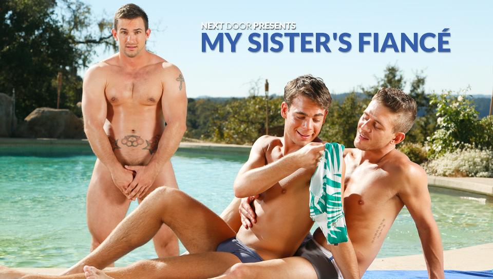 Il fidanzato di mia sorella – Phenix Saint, Alexander Gustavo, Max Penn (NextDoorTwink.com)