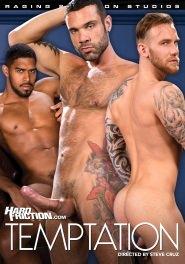 Temptation DVD Cover