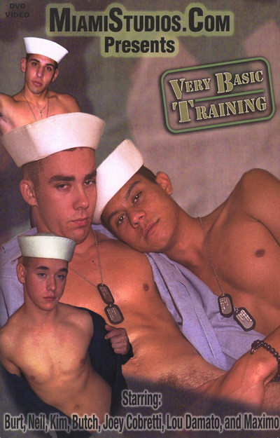 Very Basic Training, muscle porn movies / DVD on hotmusclefucker.com