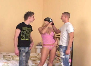 Bareback Bisex Cream Pie #09, Scene #04