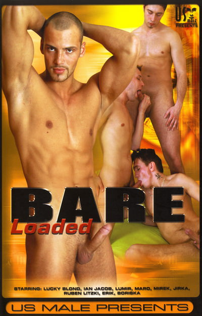 Bare Loaded, muscle porn movies / DVD on hotmusclefucker.com