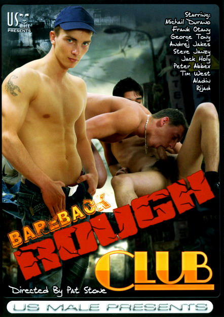 Bareback Rough Club, muscle porn movies / DVD on hotmusclefucker.com