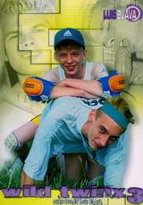 Wild Twinx #03 Dvd Cover