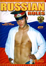 Russian Rules Dvd Cover
