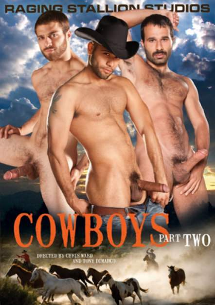 Cowboys, Part 2, muscle porn movie / DVD on hotmusclefucker.com