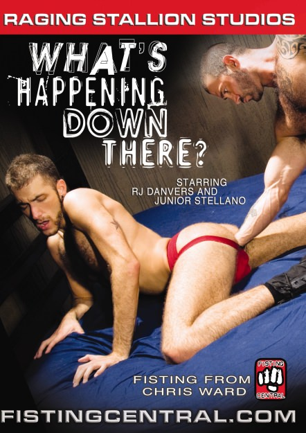 Fistpack 23 - What's Happening Down There? Dvd Cover