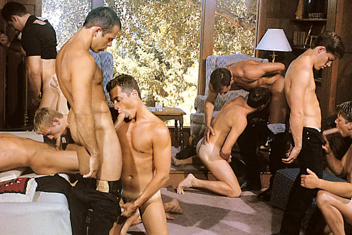 from Kolton no way out gay porn