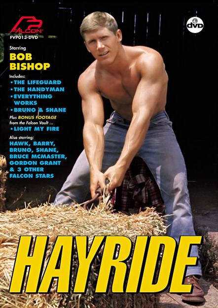 Hayride Dvd Cover