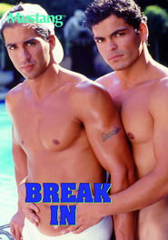 Break In DVD Cover