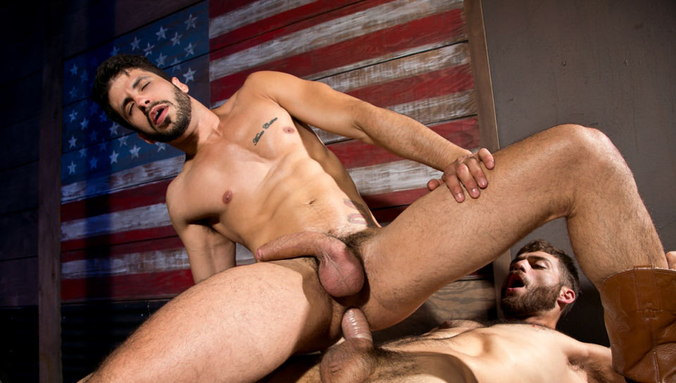 Hung Americans 1, Scene #03