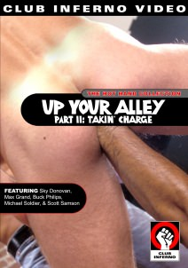 gay muscle porn movie Up Your Alley II | hotmusclefucker.com