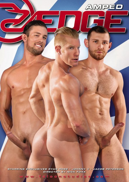 gay muscle porn movie Amped | hotmusclefucker.com