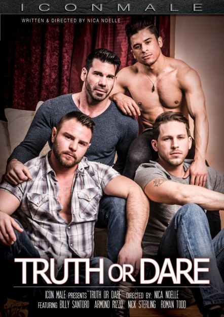 Truth or Dare Dvd Cover