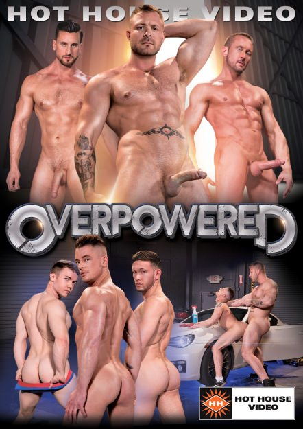 Overpowered Dvd Cover