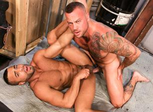 gay muscle porn clip: Fucked Deep - Micah Brandt & Sean Duran, on hotmusclefucker.com