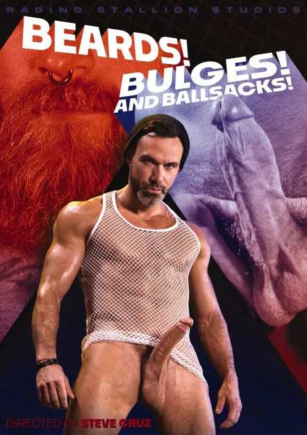 Beards, Bulges & Ballsacks!
