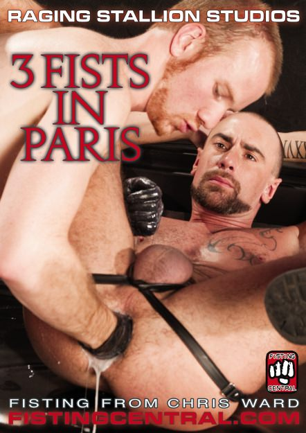 Fistpack 30: 3 Fists in Paris Dvd Cover