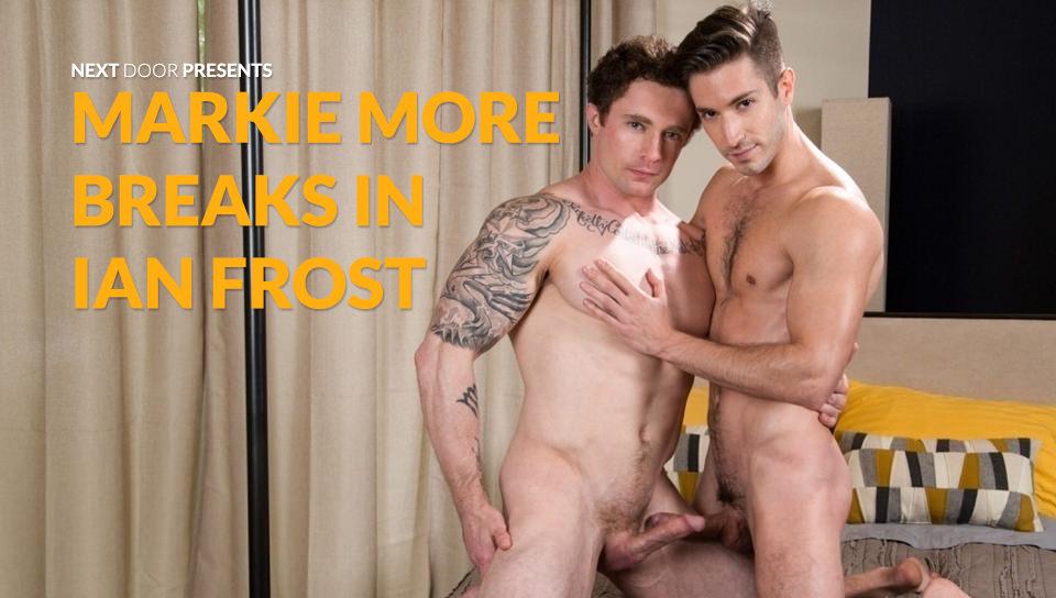 Markie More Breaks in Ian Frost