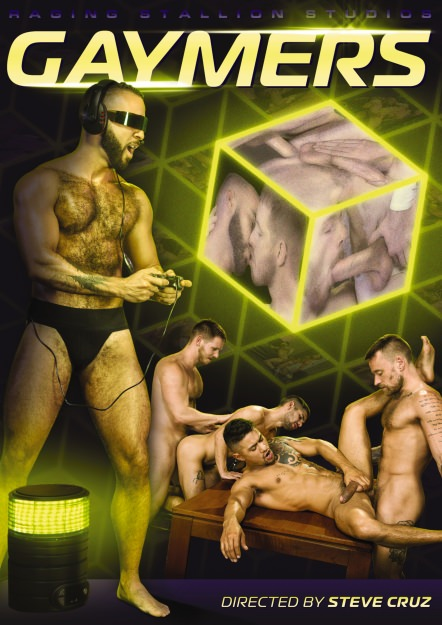 Gaymers Dvd Cover