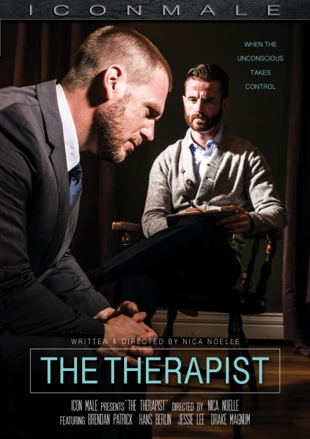 The Therapist Dvd Cover