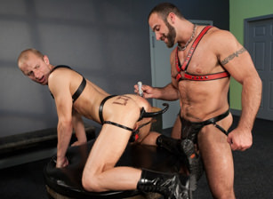 gay muscle porn video Hole Busters Vol. 5 - (distribution scene) | hotmusclefucker.com