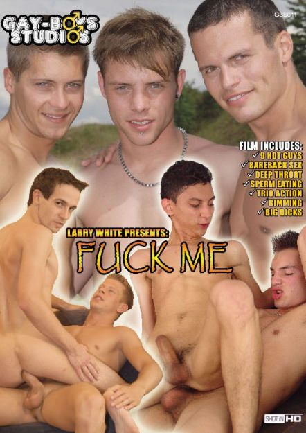 Fuck Me Dvd Cover