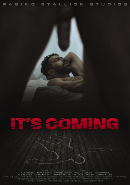 It's Coming Dvd Cover