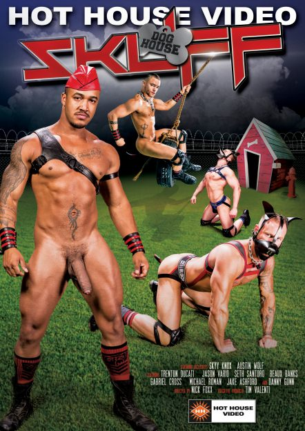Skuff: Dog House Dvd Cover