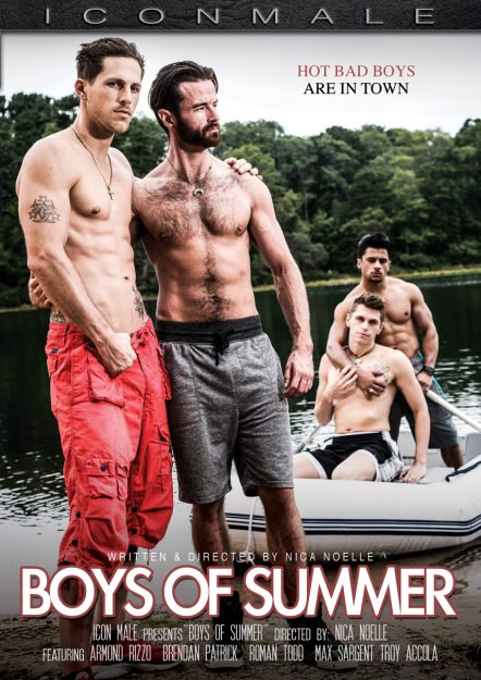 Boys of Summer Dvd Cover